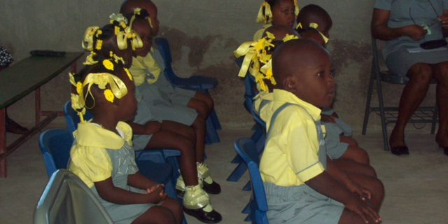 Our Sister Parish in Haiti