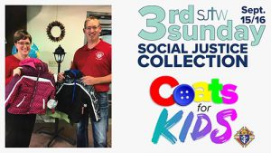 3rd Sunday Collection Coats for Kids