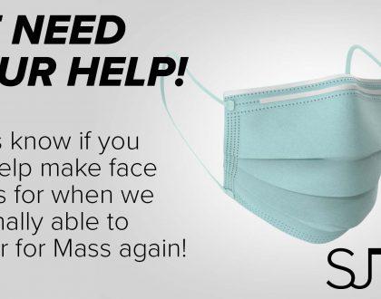 Volunteer Opportunity: Making Face Masks