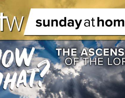 Sunday at Home | May 24