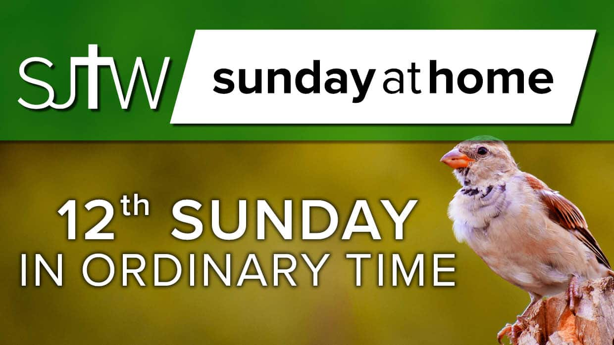 Sunday at Home | June 21
