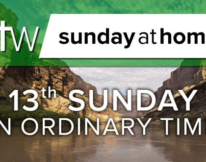 Sunday at Home | June 28