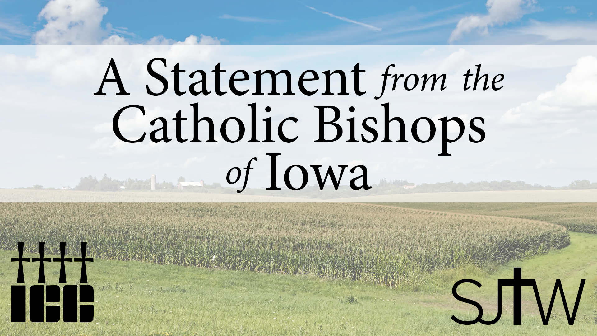 Iowa Catholic Bishops Support DACA & Asylum Seekers