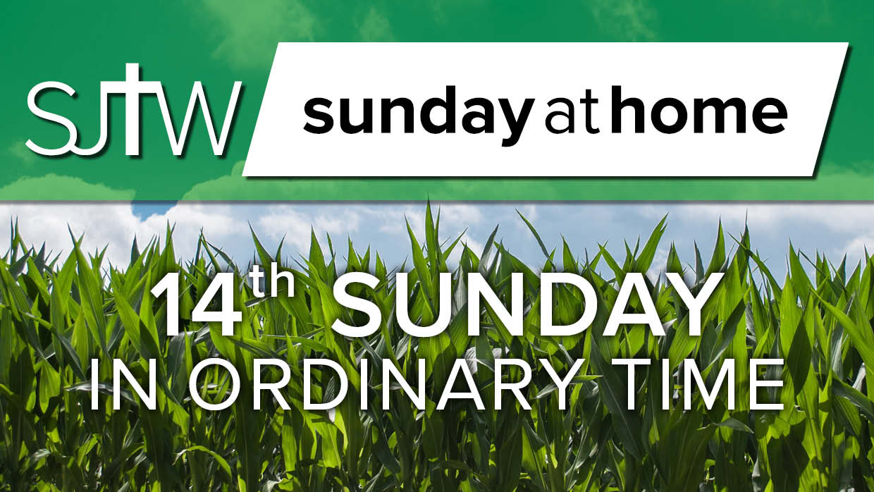 Sunday at Home | July 5