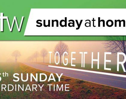 Sunday at Home | September 20
