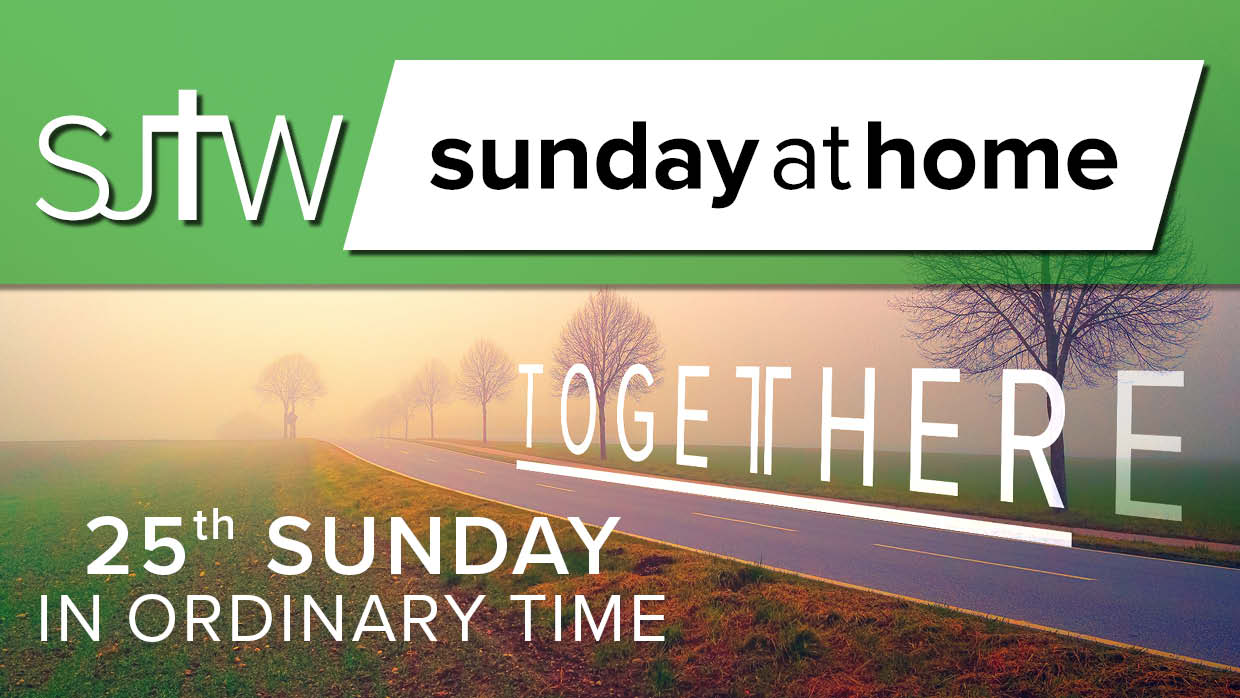 Sunday at Home | September 20
