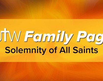 Family Page – All Saints
