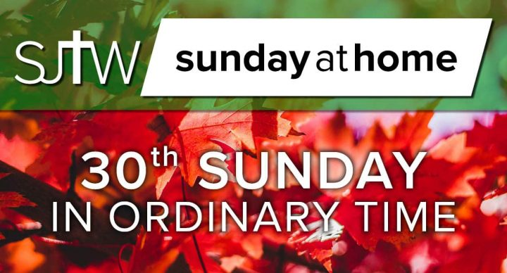 Sunday at Home | October 25