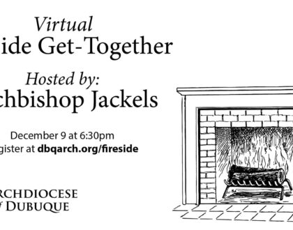 Fireside Get-Together with Archbishop Jackels