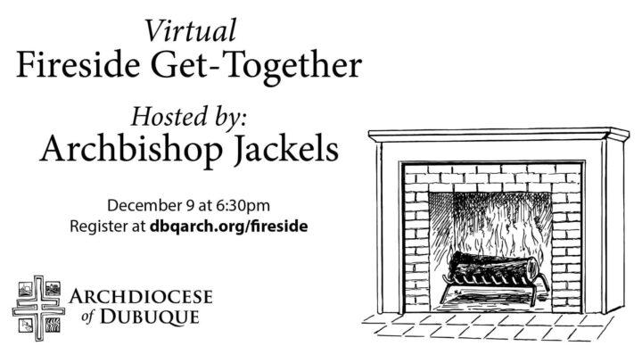 Fireside Get-Together with Archbishop Jackels