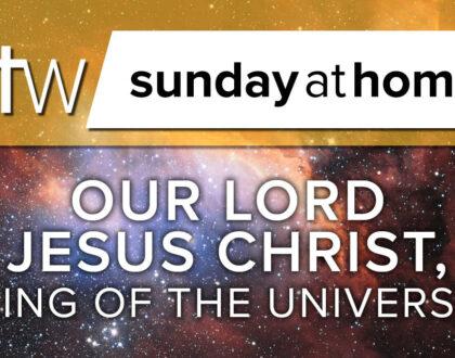 Sunday at Home   November 22