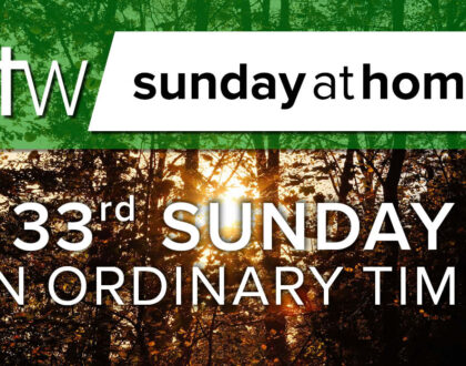 Sunday at Home | November 15