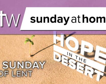 Sunday at Home | February 28