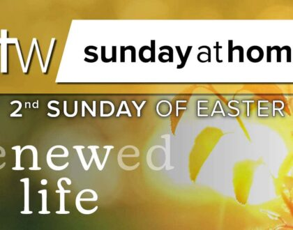 Sunday at Home | April 11
